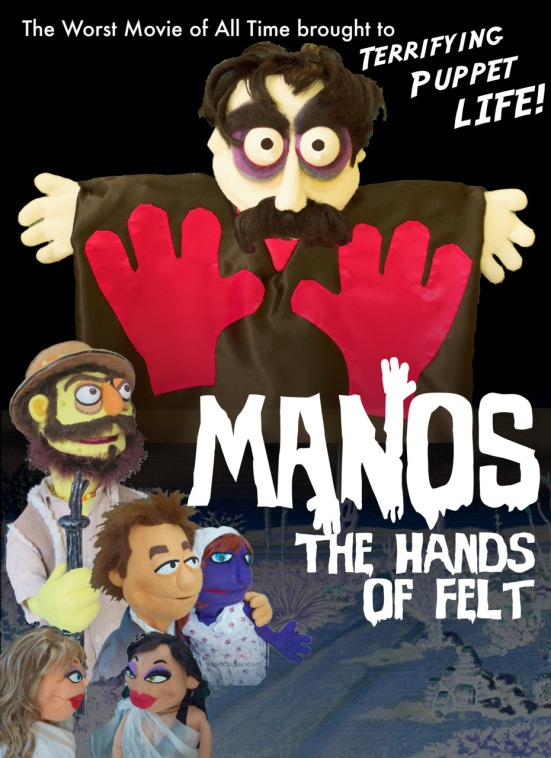 Manos_Poster