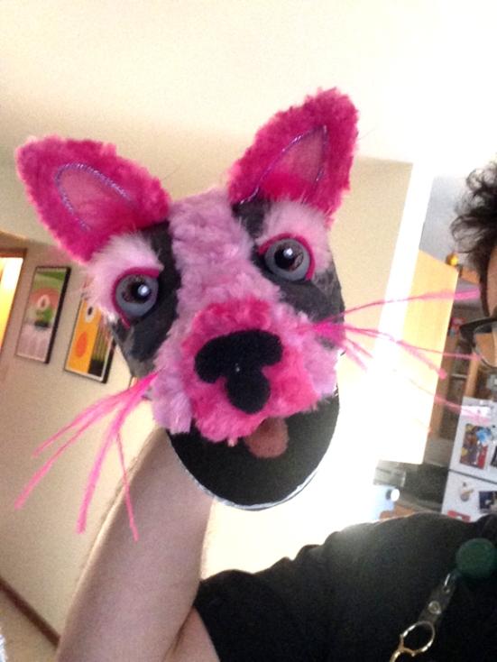 Head Half Fur