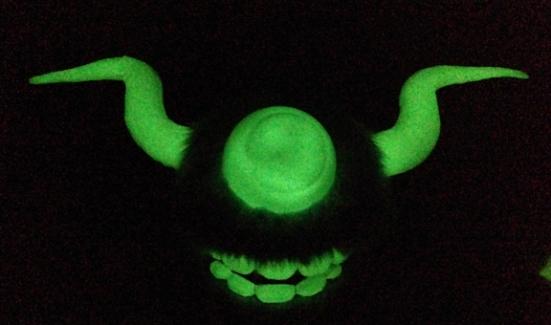 10 glow test